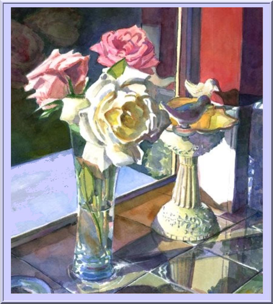 vases et fleurs. Black Bedroom Furniture Sets. Home Design Ideas